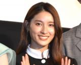アニメ映画『アイの歌声を聴かせて』完成披露報告イベントに登壇した土屋太鳳 (C)ORICON NewS inc.