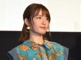 アニメ映画『アイの歌声を聴かせて』完成披露報告イベントに登壇した小松未可子 (C)ORICON NewS inc.