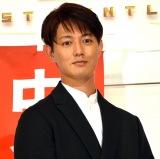 映画『総理の夫』初日舞台あいさつに登壇した工藤阿須加 (C)ORICON NewS inc.