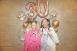 Chara30周年記念ライブにサプライズ登場しCharaになりきった木梨憲武 Photo by 岩澤高雄