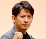 『燃えよ剣』公開記念スペシャルトークイベントに登壇した岡田准一 (C)ORICON NewS inc.