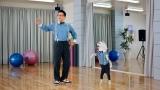 宮川大輔が白戸家のお父さんと初共演したソフトバンク『スーパーPayPay クーポン』新テレビCM「ダンスレッスン」篇