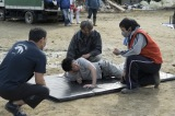 佐藤健、泥水浸けで絶叫の舞台裏