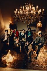 ENHYPEN、新アルバムのコンセプトフォト「SCYLLA」公開 NI-KIは長髪姿を初披露