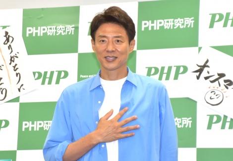 トークイベント『まいにち、つながろう』に出演した松岡修造 (C)ORICON NewS inc.