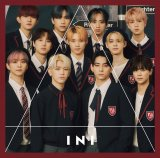 INIデビューシングル「A」通常盤(C)LAPONE ENTERTAINMENT