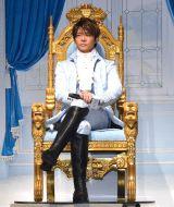 """""""ソロ王子様""""に気合十分のKing & Prince・岸優太 (C)ORICON NewS inc."""