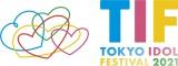 『TOKYO IDOL FESTIVAL 2021』ロゴ