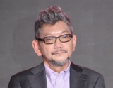 仮面ライダー愛を熱弁した庵野秀明氏 (C)ORICON NewS inc.