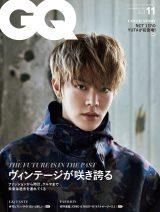『GQ JAPAN』11月号表紙を飾ったNCT 127・YUTA