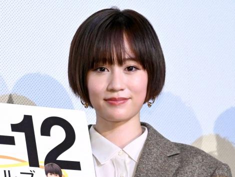 クリエイター支援プロジェクト参加に喜びを語った前田敦子=映画製作プロジェクト『DIVOC−12』公開記念舞台あいさつ(C)ORICON NewS inc.