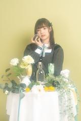 グループ卒業を発表した翡翠キセキ・佐藤碧依