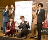 ミュージカル『ABC座ジャニーズ伝説2021 at Imperial Theatre』製作発表に登壇したA.B.C-Z、佐藤アツヒロ (右)(C)ORICON NewS inc.