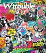 ジャニーズWEST『ジャニーズWEST LIVE TOUR 2020 W trouble』(ジャニーズ エンタテイメント/10月6日発売)
