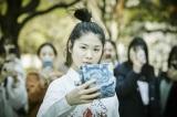 主人公・花田花梨(小野花梨)=映画(10月16日公開)『プリテンダーズ』 (C)2021「プリテンダーズ」製作委員会