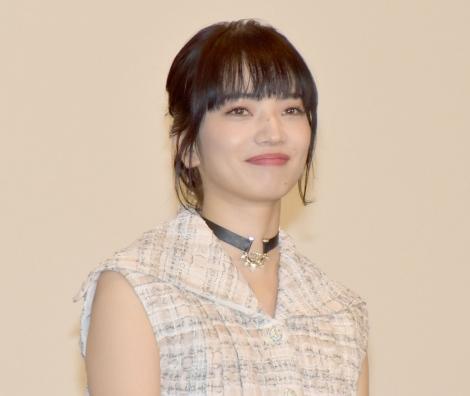 映画『恋する寄生虫』女性限定試写会トークイベントに参加した小松菜奈 (C)ORICON NewS inc.