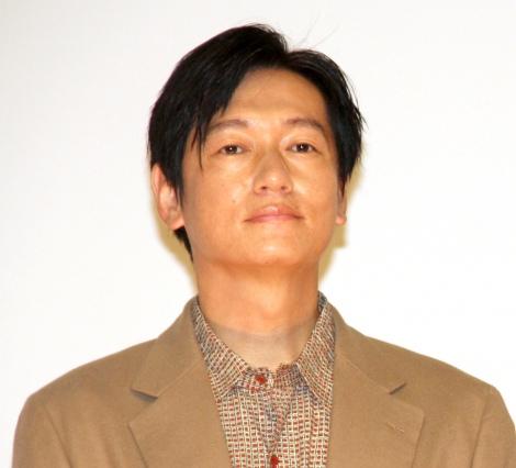 映画『かそけきサンカヨウ』公開記念舞台あいさつに登壇した井浦新 (C)ORICON NewS inc.