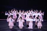 つばきファクトリー結成6年で初武道館 12人体制初ステージで「可憐に激しく咲き誇る」