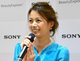 """42歳 中林美和、""""孫""""と2ショット「ぷにぷに可愛い」「おばあちゃんかぁ……しみじみ」"""