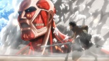 『進撃の巨人』特別総集編が放送開始 第1話はエレンたちを中心に巨人との戦いを描く