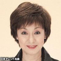 野川由美子さんのポートレート